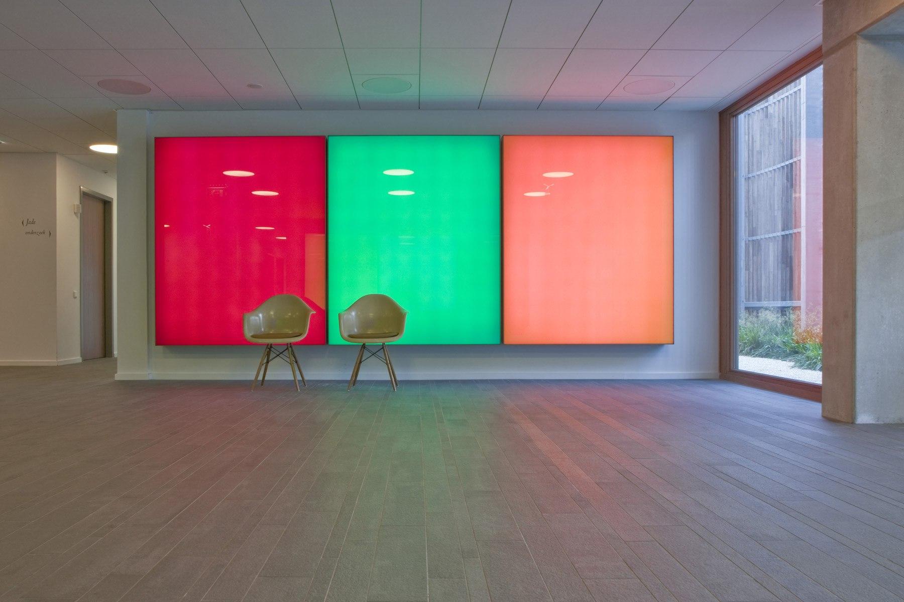 Breda / Instituut Verbeeten / 2011 - Lichtkunst