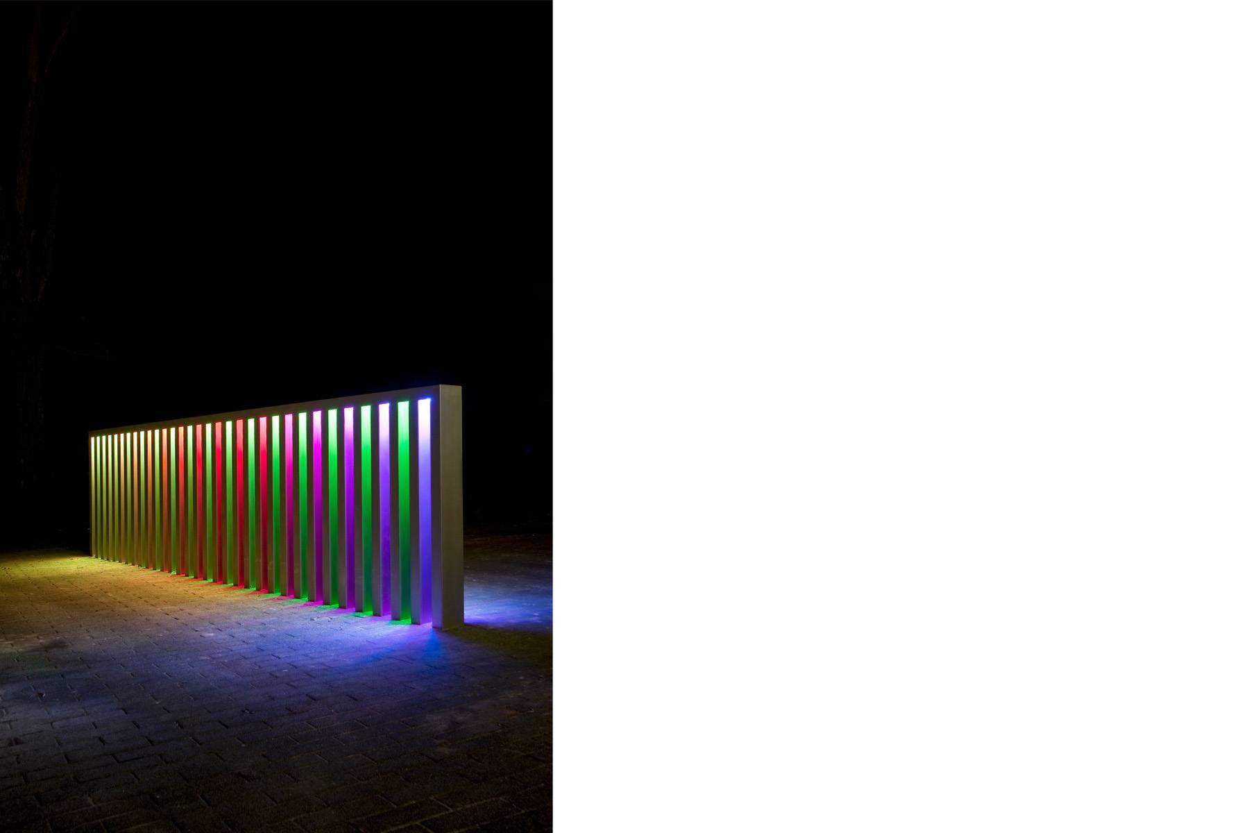 Breda / NHTV / 2010 - Lichtkunst