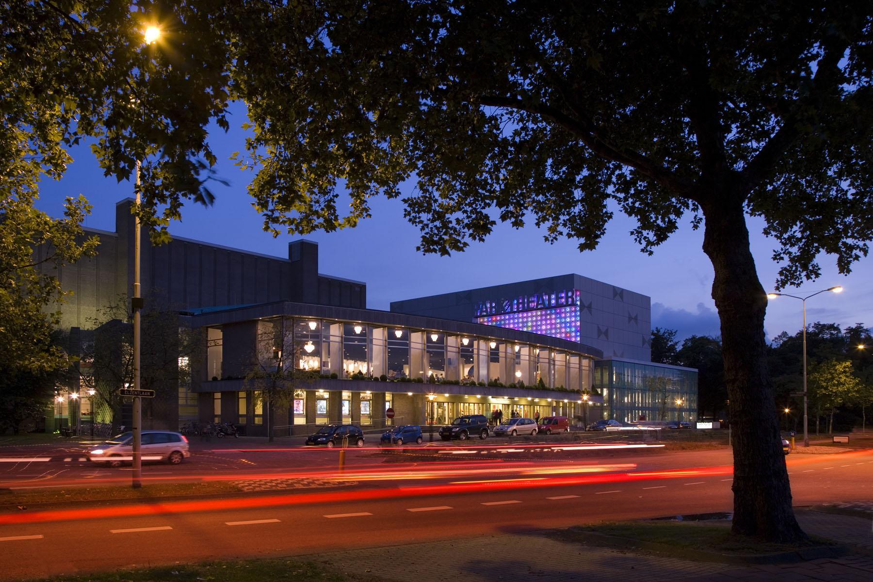 Lightart Eindhoven / Parktheater / 2006