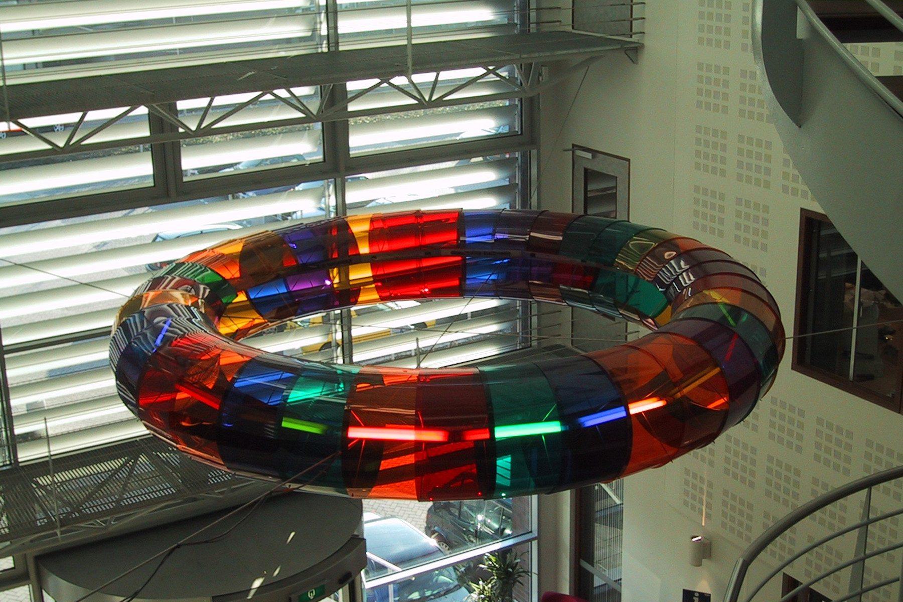 Lightart NEN, Delft 2000