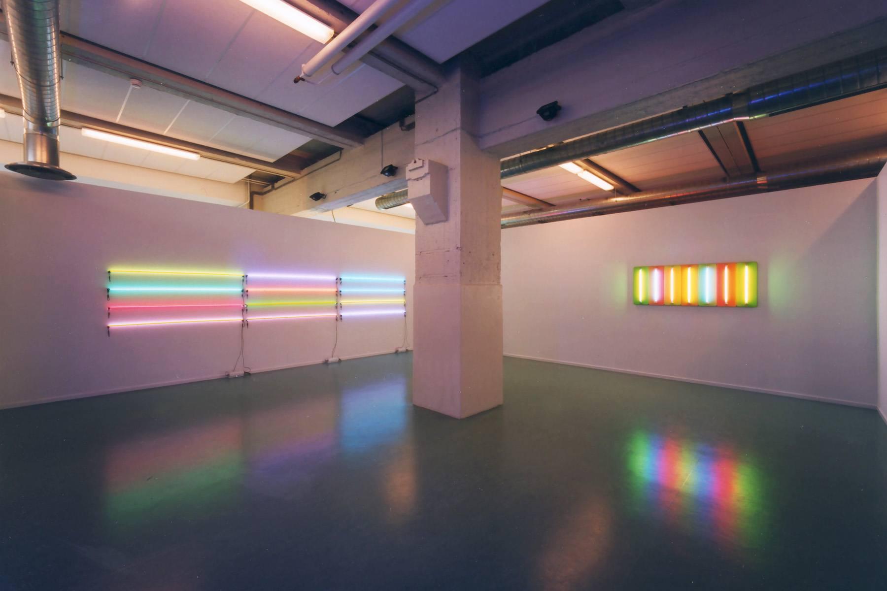 Lichtkunst Krabbedans, Eindhoven 1999