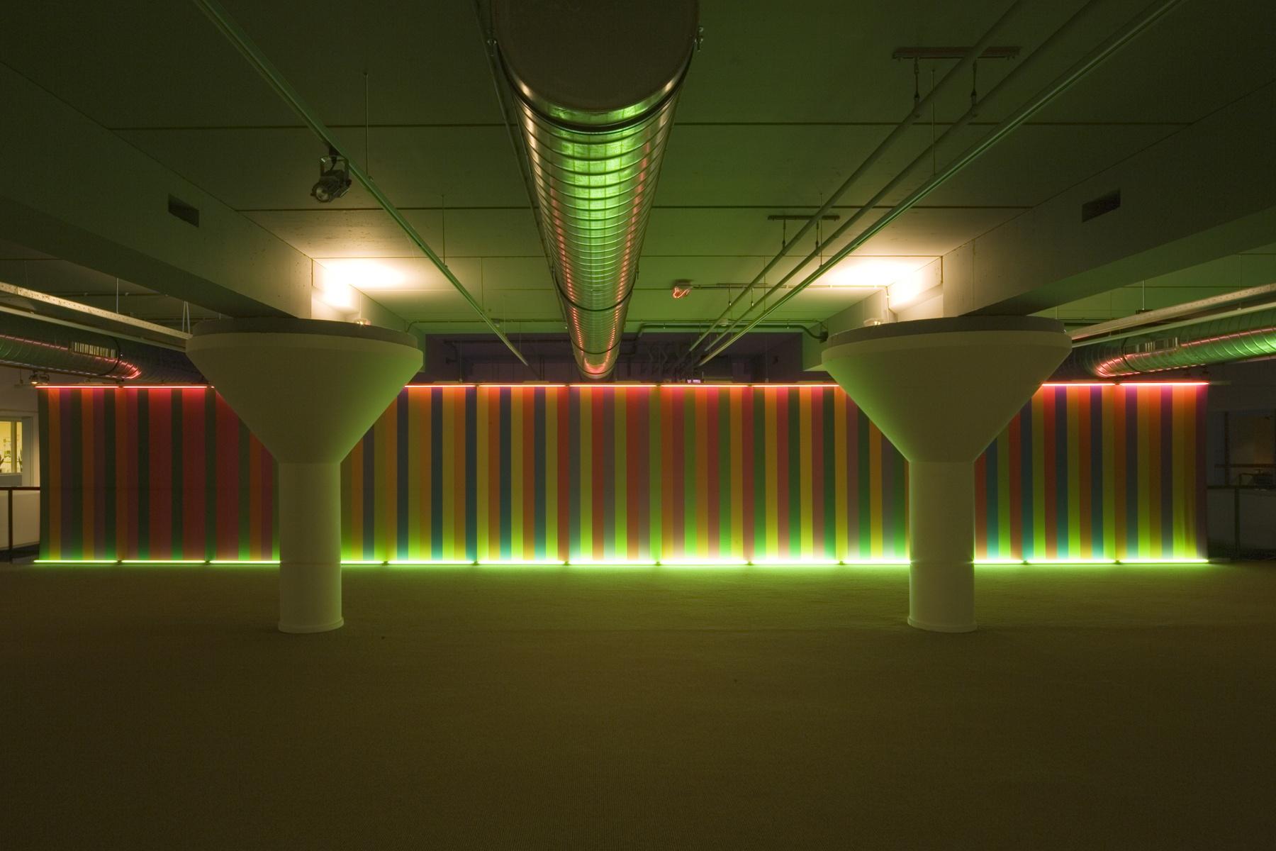 Lichtkunst De Verdieping Veldhoven / 2005