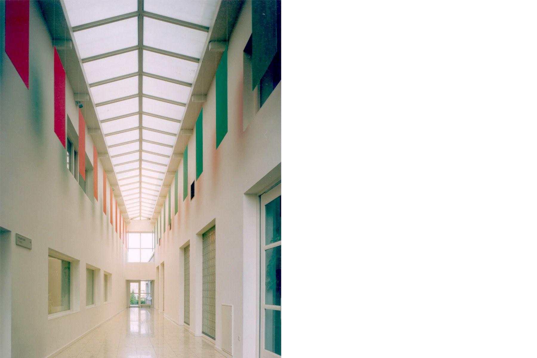 Lichtkunstwerk Veldhoven / Gemeente Centrum / 1992