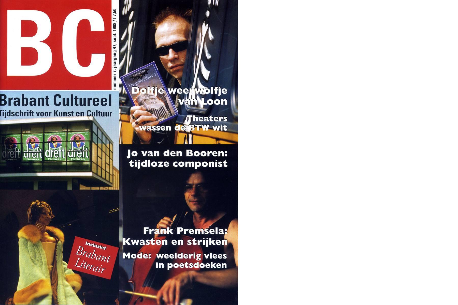 Brabant Cultureel - Tijdschrift voor kunst en cultuur