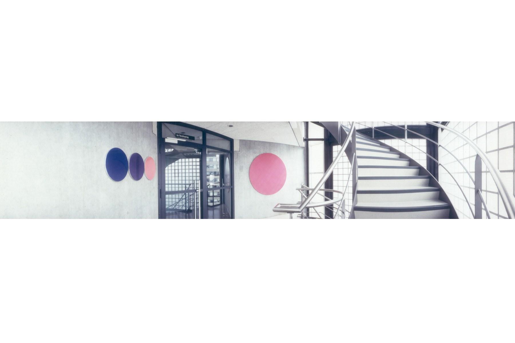 Kunstwerk BVD, Leidschendam, 1993