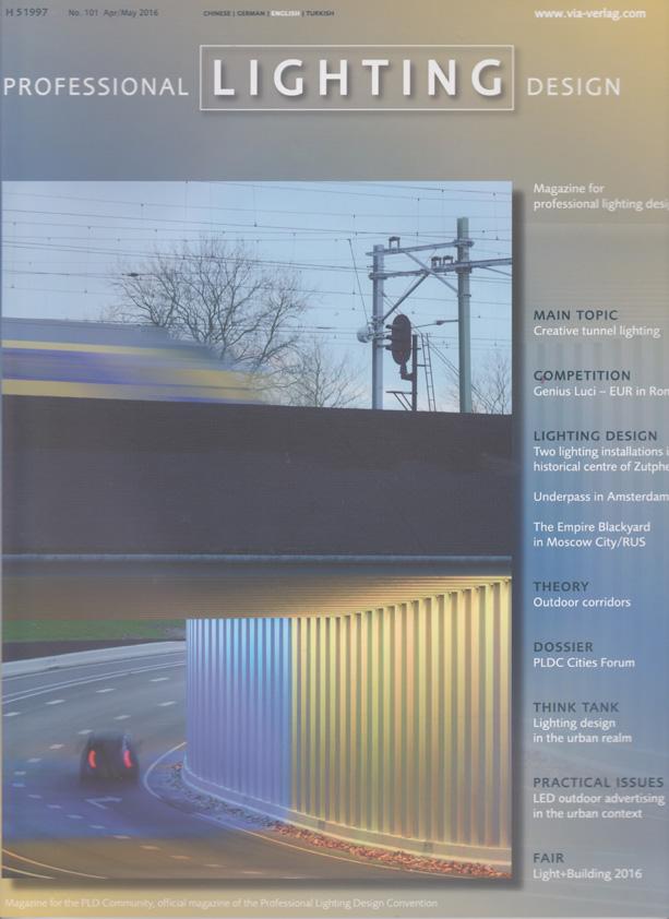 Herman Kuijer Publicaties Professional Lighting Design
